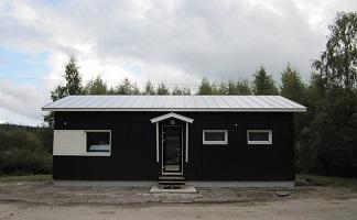 Jätevesipuhdistamon valvomo, Saarijärvi