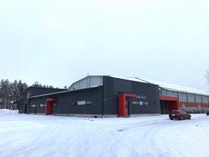 Nivalan Liikuntakeskus Oy